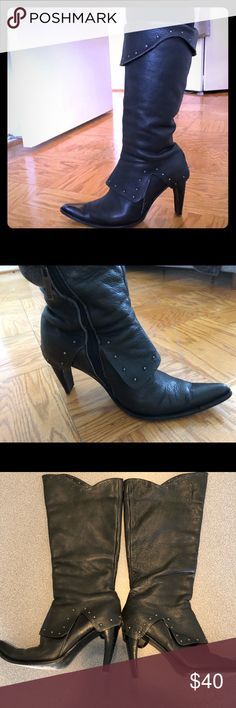 Amazing Designer from Argentina 🇦🇷 Amazing Designer from Argentina Real leather boots 👢 SARKANY Shoes Heels