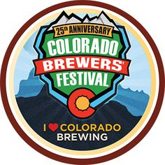 I <3 Colorado Beer (2014) 6/21/14 - Come see what's brewing in Colorado this June 28th & 29th in Downtown Fort Collins as more than 50 Colorado Breweries join beer lovers nationwide for the 25th Colorado Brewers' Festival. #untappd #beer