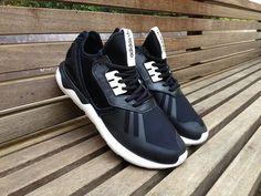 adidas Originals Tubular Runner - Black - White - SneakerNews.com