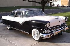 The 1955 Ford Crown Victoria - Ford's 10 Best Cars of All Time - Jennings Ford Direct