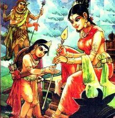 Shiva Parvati Images, Mahakal Shiva, Krishna, Ganesha Art, Lord Ganesha, Lord Shiva Family, Happy Navratri, Lord Murugan, Indian Art Paintings