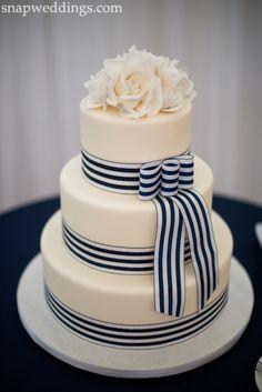 Wedding Cake - Stoneblossom Floral & Event Design