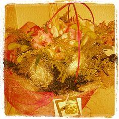 @Mariarociomrtnz @jennilisi @judit1301 @mariadelgadoma1 @oscarin104 Rubén, Marta y Javier. Gran sorpresa y regalo de primos a la abuela por su cumpleaños. Olé!