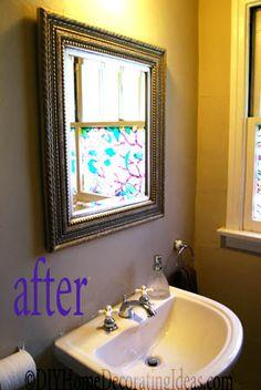 Small Bathroom Mirrors Ideas LIH 152 Bathroom Mirrors