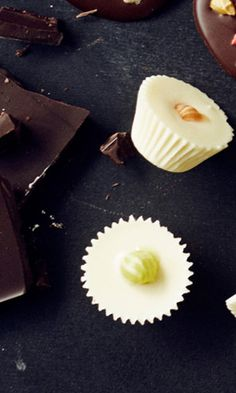 Homemade Sweets, Fudge, Panna Cotta, Sweet Tooth, Food And Drink, Candy, Baking, Ethnic Recipes, Desserts