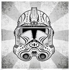 Star Wars em Versão Dia dos Mortos   Garotas Nerds