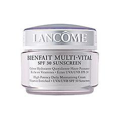 Lancôme - BIENFAIT MULTI-VITAL - SPF 30 CREAM - High Potency Vitamin Enriched Daily Moisturizing Cream