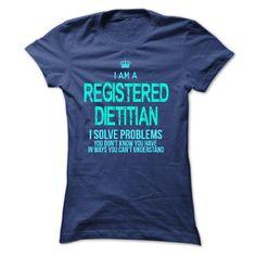 Im A/An REGISTERED DIETITIAN