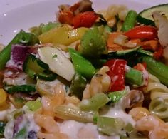Snel, makkelijk & gezond: Macaroni GroeneVrouw-style - De groene vrouw