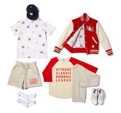 Reebok Classic et Maison Kitsuné à l'unisson autour du baseball - Actualité : Textile (#568038)