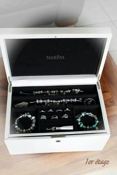 Pandora jewellery box WOMEN'S JEWELRY http://amzn.to/2ljp5IH