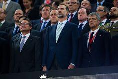 2015-05-30 Final de la Copa del Rey / Los encuentros de Artur Mas con Felipe VI y Juan Carlos I - 2015-07-17 | España | EL PAÍS