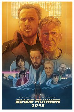 Blade Runner 2049 by Phil Notto