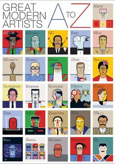 If you are a fan of modern art, this print is made for you.