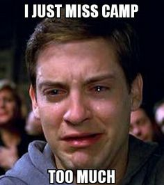 summer camp meme