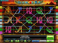 """Specification of the game machine online Book of Ra Deluxe. The gaming machine Book of Ra Deluxe, better known as """"Books"""", - an updated version of the popular machine from the company Novomatic. Graphics become better, and the gameplay - it's nice. Now online slot Book of Ra Deluxe, players can not only enjoy plenty Egyptian theme, but get a great reward."""
