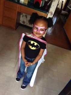Batgirl Arianna <3