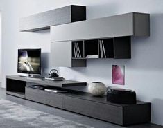 Behind the modern tv - Home Decoraiton Living Room Tv Unit Designs, House Interior, Living Room Designs, Home, Interior, Living Room Tv Wall, Room Design, Home And Living, Home Living Room