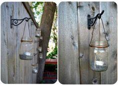 outdoor LED lanterns
