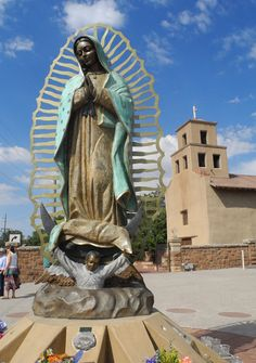 St. Guadalupe Church is located in Santa Fe,