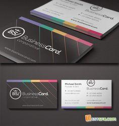 PixeDen - Corporate Business Card Vol 5