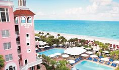 NEED TO VISIT-- Loews Don Cesar Hotel St. Pete Beach