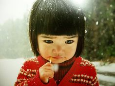 モリモリ元気が出てくる「未来ちゃん」のナイスな喜怒哀楽で、世界の人々の心が光で満ち溢れる:DDN JAPAN