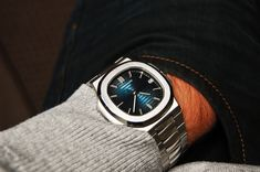 My First Patek Phillipe- Patek-Philippe-Nautilus-5711 great pin!