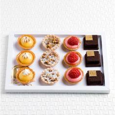 3 Chocolats Bergamote 3 Guimauves à la framboise 3 Noix de Pécan caramel 3 Citrons meringués