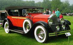 1929 Packard phaeton