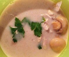 Recipe AUTHENTIC THAI TOM KHA GAI (COCONUT CHICKEN SOUP) by Aussie TM5 ...