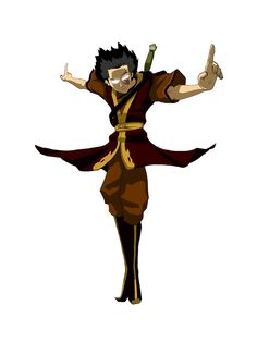 What if Zuko was an avatar?  A million new alternate storylines just flashed before my eyes.