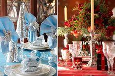 imagenes de adornos de mesas ano nuevo | ... en la Web: Ideas para la mesa en época de navidad y año nuevo