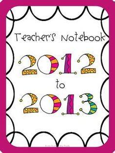 Binders!  Here is a freebie sample for you!  Back to school is a great time to fancy up some of your teacher binders, student binders, or folders, ...
