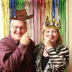 Dr Honey & Dr Darling .... precious leaders of NOBTS!!!