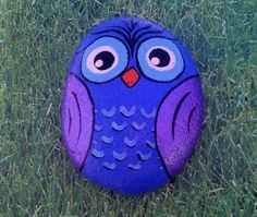 99 DIY Ideas Of Painted Rocks With Inspirational Picture And Words (15)