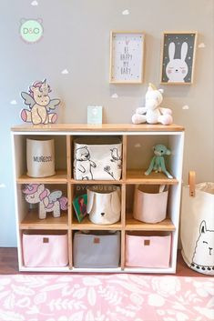 Baby Room Decor, Nursery Room, Diy Bebe, Bookshelf Design, Aesthetic Room Decor, Daughters Room, Pink Room, Awesome Bedrooms, Little Girl Rooms