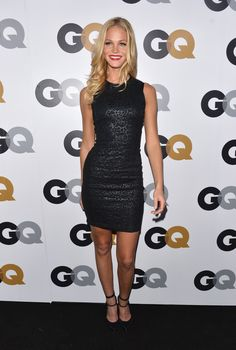 Celeb Diary: Alessandra Ambrosio & Erin Heatherton @ 2012 GQ Men of the Year Party in Los Angeles Beautiful Models, Gorgeous Women, Beautiful Eyes, Leonardo Dicaprio Dating, Erin Lindsay, Erin Heatherton, Gq Men, Victoria Secret Angels, Victorias Secret Models