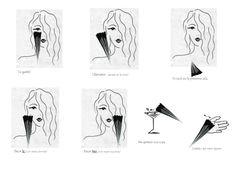 El lenguaje del abanico. | He dicho Sí!