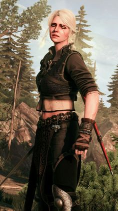 The witcher triss merigold art The Witcher Wild Hunt, The Witcher 3, The Witcher Geralt, Witcher Art, Video Game Characters, Fantasy Characters, Female Characters, Paladin, Witcher Wallpaper