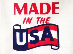 Made in the US of A by Neil Hubert