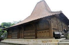 Rumah adat kudus,ready order