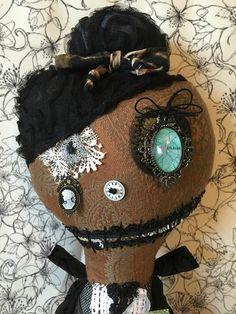 Monster dollsgothic dollsgrunge dollsprimitive dolls