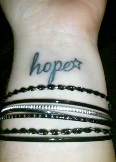 like this tattoo, plain and simple but id want a heart instead of the star