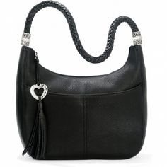 Barbados Ziptop Hobo.  I want one of these bags in black!