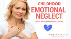 Emotional Covert Abuse--When Parents Ignore Their Children That Is Abuse