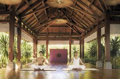 Enjoy an abundant range of Shanti Maurice spa treatments and outdoor activities. It is the only spa in Mauritius offering unique Ayurveda treatments