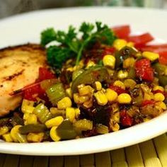 Melody's Corn Maque Choux by All Recipes