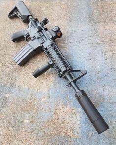 Airsoft Guns, Weapons Guns, Guns And Ammo, Armadura Sci Fi, Zombie Guns, Revolver Pistol, Battle Rifle, Cool Guns, Assault Rifle