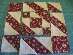 Getting Precise Seam Abutments - Sister's Choice Quilts